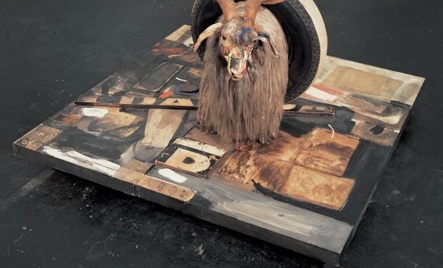 Pushing Boundaries: Rauschenberg at the Tate Modern