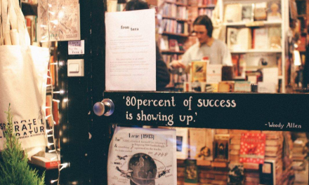 Be more European: How to Save Independent Bookshops