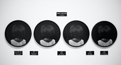 Lorna Simpson's 'Twenty Questions (A Sampler)': Photography's Power Dynamics