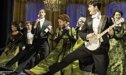 'Half a Sixpence' at the Noël Coward Theatre