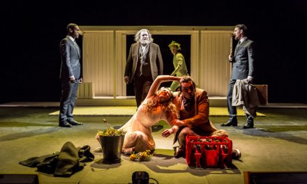 Cheek by Jowl: 'The Winter's Tale'