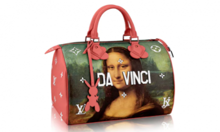 Vuitton and Da Vinci: The Changing Boundaries Between Fashion and Art