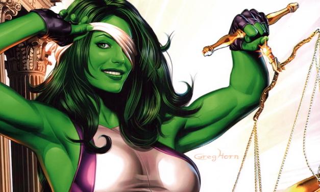She-Hulk: Marvel's Wonder Woman