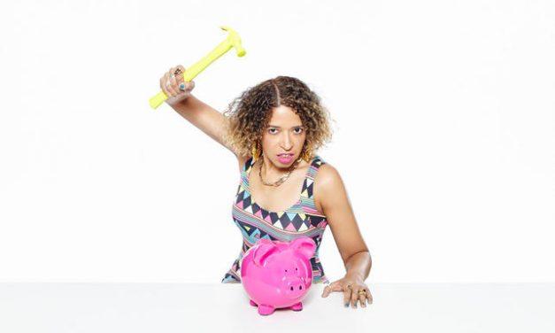 Paula Varjack's 'Show Me The Money': Finance and the Fringe