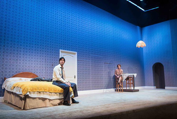 "Harold Pinter's 'Betrayal' at the Salisbury Playhouse: ""that old itch"""