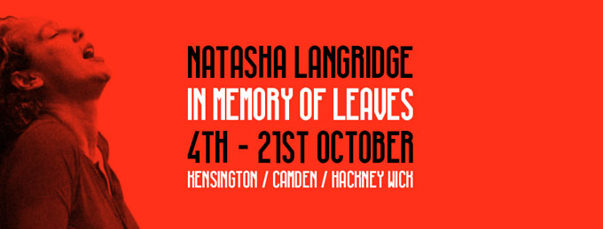 'In Memory of Leaves': Bringing Humanity to Theatrical Activism