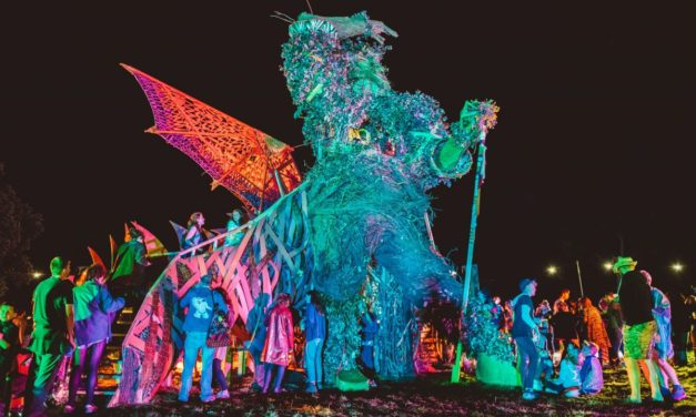 New Routes, Medieval Roots: The Medieval Aesthetic and The Green Man Festival