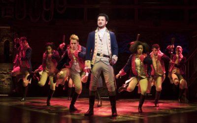 Drop the mic Jamael Westman: 'Hamilton' at the Victoria Palace Theatre